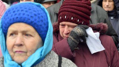 ЮНИСЕФ: около 9 млн россиян не доедают, 400 тысяч — на грани голода