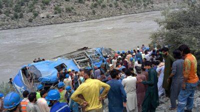Девять китайцев погибли от взрыва и троих похитили. Все были связаны с программой «Один пояс — один путь»