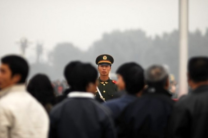 A dreamstime m 42817254 696x466 1 676x450 1 - Правящая китайская коммунистическая партия не пользуется уважением в мире