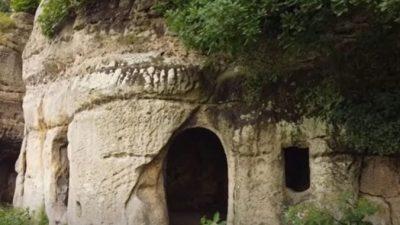 Пещеры Анкор Черч могут быть одним из старейших жилищ Великобритании