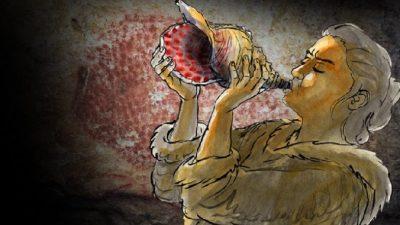 Морская ракушка — древний музыкальный инструмент возрастом 18 тыс. лет