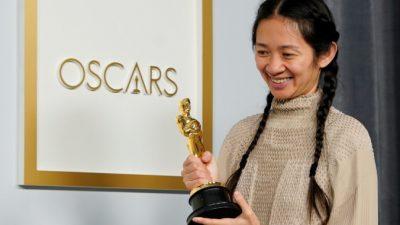 Хлоя Чжао войдёт в состав жюри Венецианского фестиваля вместе с оскароносным Пон Чжун Хо