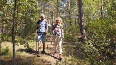 Тренировки в походах полезны для тела и ума