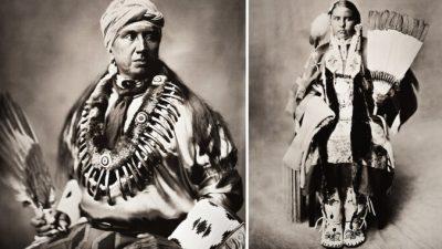 Американская культура начала XX века в оригинальных фотографиях