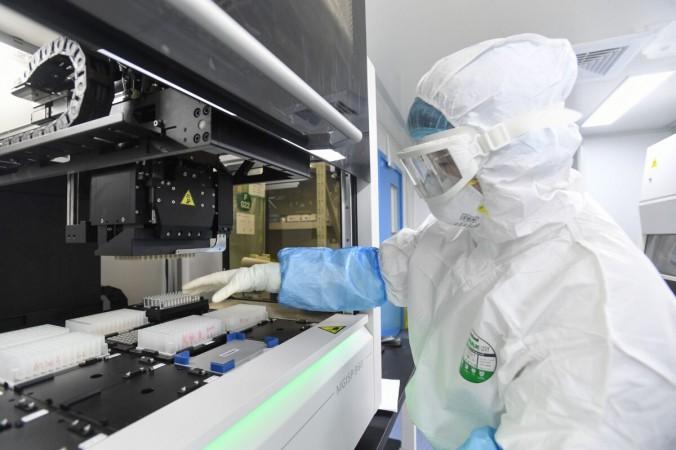 Остановить сбор генов в Китае