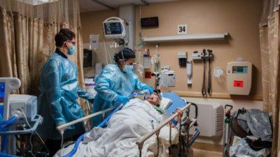 ВОЗ: за последнюю неделю смертность от коронавируса в мире увеличилась на 21%