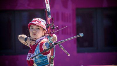 Российская лучница во время выступления на Олимпиаде потеряла сознание