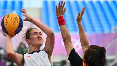 Женская сборная РФ по баскетболу 3х3 обыграла Китай и Японию на Олимпиаде в Токио
