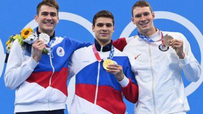 Рылов принёс России первое за 25 лет золото в плавании. Серебро у Колесникова