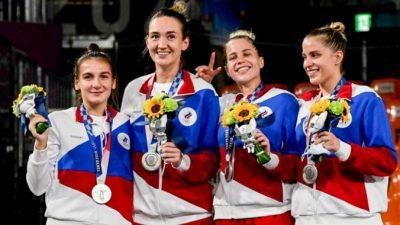 Российские спортсмены 28 июля завоевали пять олимпийских медалей