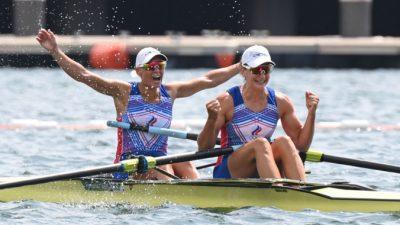 Впервые россиянки получили олимпийские медали в академической гребле