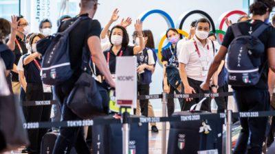 Японская полиция нашла сбежавшего из сборной Уганды тяжелоатлета