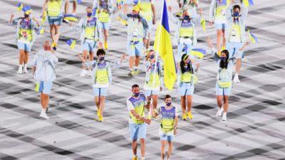 На открытии Олимпиады-2021 Первый канал вместо сборной Украины показал рекламу