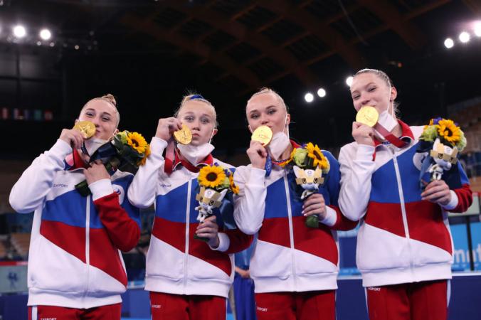 Шесть медалей принёс россиянам четвёртый день Олимпиады в Токио