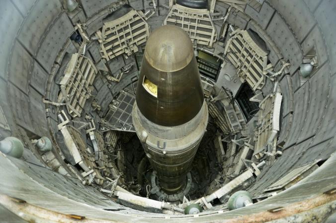 Новые ракетные шахты Китая вызывают опасения из-за давления на Тайвань