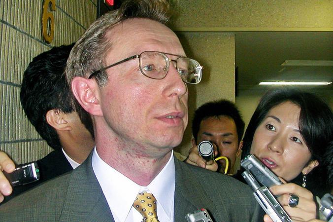 Посол РФ в Японии Михаил Галицын.Фото: credit should read AFP/AFP via Getty Images | Epoch Times Россия
