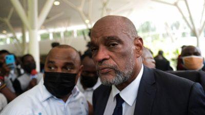 НаГаити назначили нового премьер-министра после убийства президента