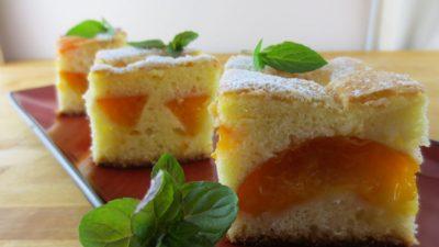 Абрикосовый: восхитительный торт с нежным ароматом