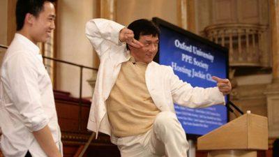 Компартия Китая запретила критику фильмов с Джеки Чаном и Мэттом Дэймоном (видео)