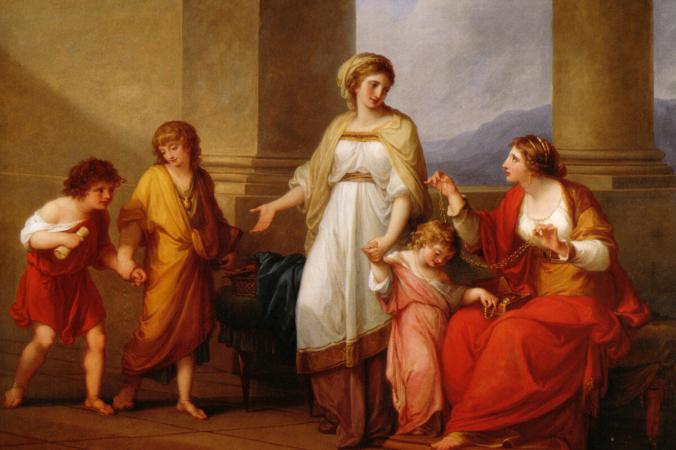 Рука, качающая колыбель: римские женщины и их наследие сегодня