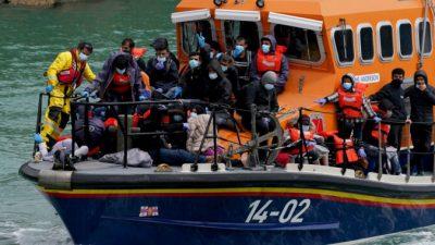 Великобритания ужесточила наказание для нелегальных мигрантов