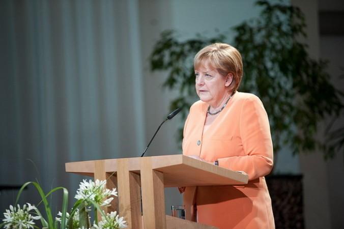Канцлер Германии Ангела Меркель. Фото: Christliches Medienmaga/flickr.com | Epoch Times Россия