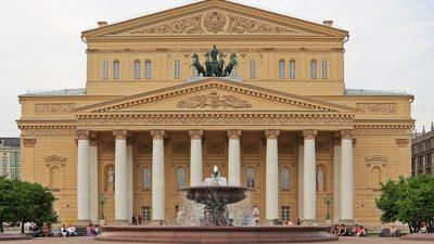 Большой театр — колыбель российского балета