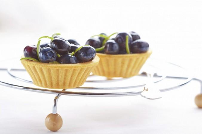 Десерты из лесной черники