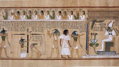 Древнеегипетское изобразительное искусство через призму черчения — нестандартное прочтение загадочной живописи