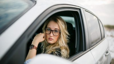 У половины российских семей нет личного автомобиля