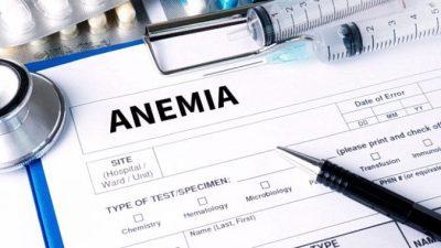 Лечение анемии питанием