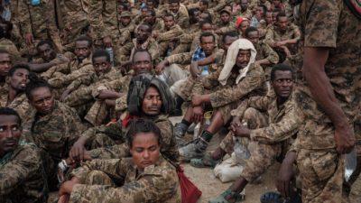 Народно-освободительный фронт Тыграя в Эфиопии заявил об освобождении 1000 пленных солдат