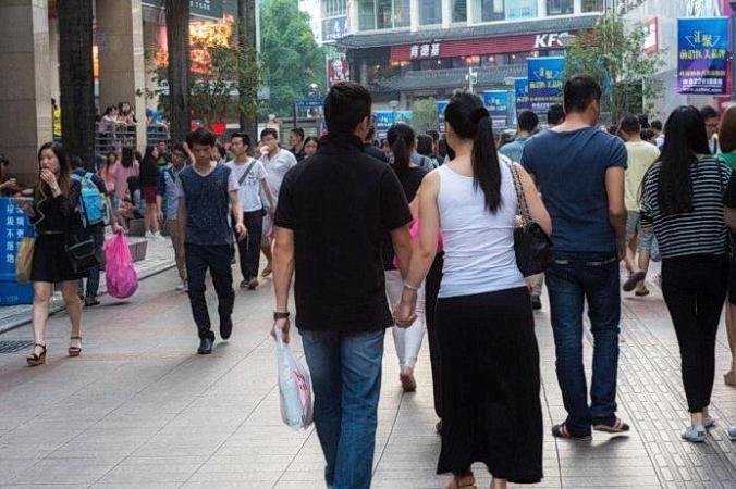 Иметь больше денег — главное желание многих современных китайцев. (Изображение: <a href=