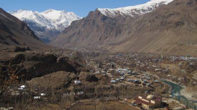 В Таджикистане 5 человек погибли во время землетрясения магнитудой 5,9 (видео)