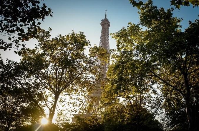 В горах Алжира предприниматель построил аналог Эйфелевой башни