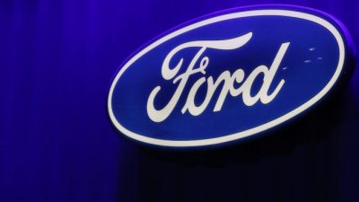Продажи Ford в Европе во II квартале выросли на 43,7%