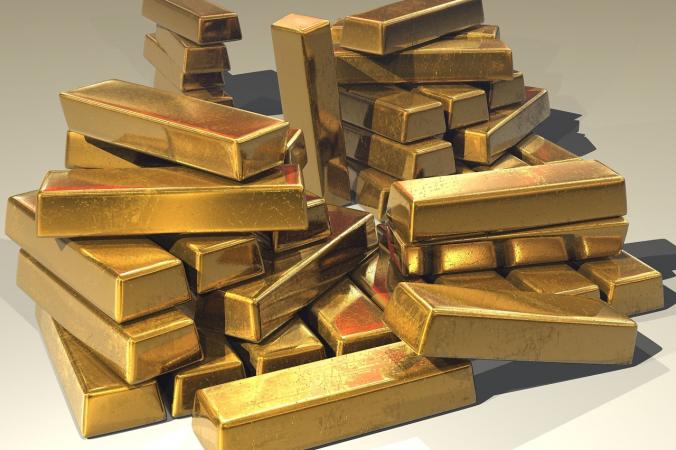 gold 513062 1280 676x450 1 - В Китае у партийного коррупционера нашли десятки килограмм золота