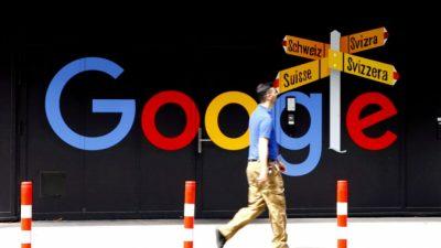 Россия оштрафовала Google на 3 млн рублей за нарушение закона о персональных данных