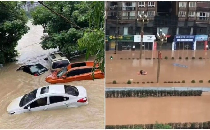 id13081049 pjimage 1200x1200 700x420 1 676x420 1 - Экстремальные погодные условия во многих провинциях Китая. В Пекине отменены рейсы и закрыты школы