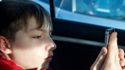 Что вы можете сделать, если ваш ребёнок пристрастился к экранам