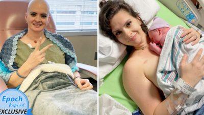 Ей поставили диагноз рак — она излечилась, ей сказали, что бесплодна — но она родила