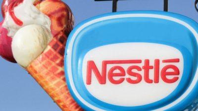 Nestlé и другие бренды отозвали мороженое, загрязнённое канцерогенами