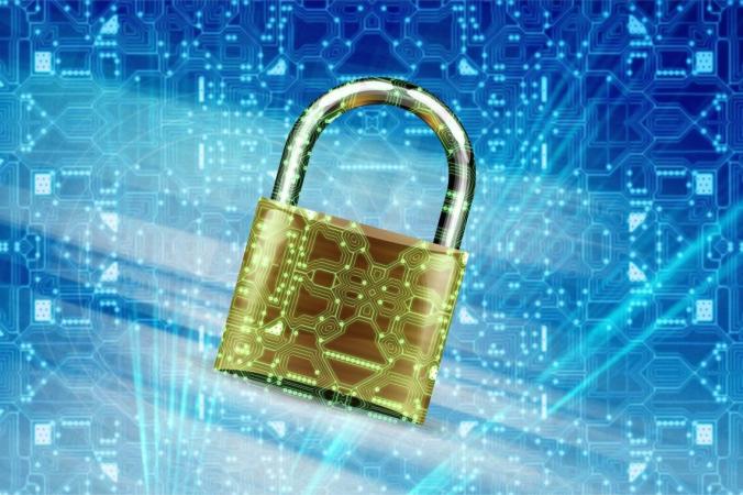 Безопасность данных в иллюстрированном изображении. (Ян Александр (JanBaby) / Pixabay) | Epoch Times Россия