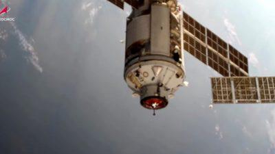 НАСА: Международная космическая станция сбилась с курса из-за осечки российского модуля