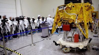 Израиль совершит ещё одну беспилотную посадку на Луну