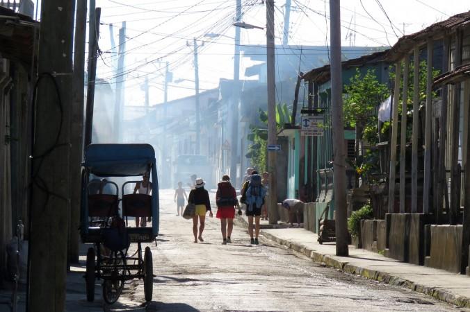 На Кубе выпустили попавших в изоляцию 228 туристов