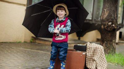 В России упростили процедуру вывоза детей за границу