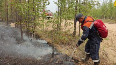 Из-за пожаров в Якутии загрязнение воздуха превысило норму
