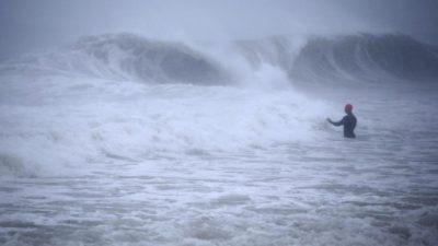 Тропический шторм «Генри» движется насевер США, Байден объявил очрезвычайной ситуации