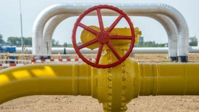 «Газпром» сократил поставки газа в Европу